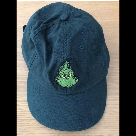 Grinch Other - The Grinch Stole Christmas Buckle Hat Dr. Suess 719de2d600ce